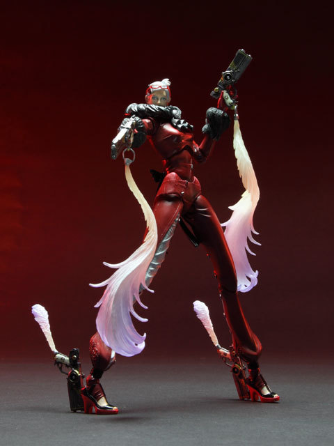 Bayonetta Action Figure Jeanne Play Arts Kai 260mm PVC Anime Movie Collectible Model Toy Bayonetta Playarts Kai