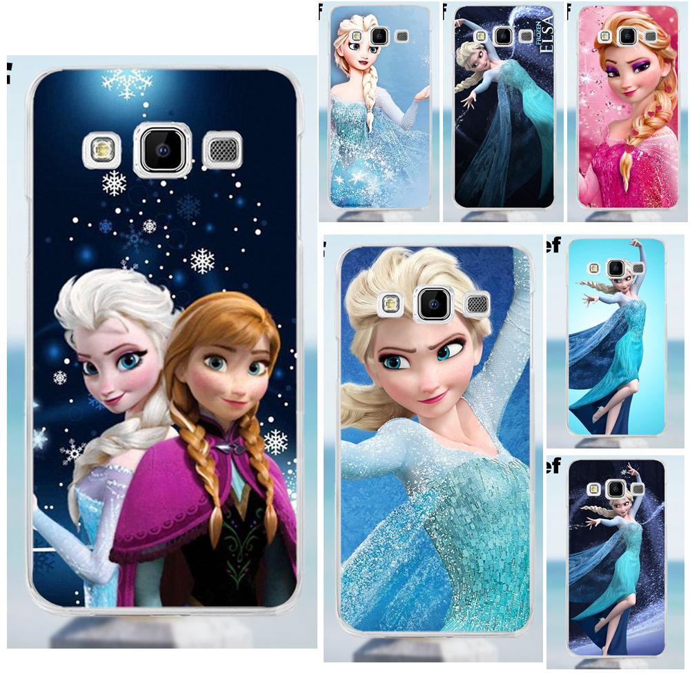 Suef Elsa For Galaxy Alpha Core Prime Note 2 3 <font><b>4</b></font> 5 S3 S4 S5 S6 S7 S8 <font><b>mini</b></font> edge Plus TPU Luxury image