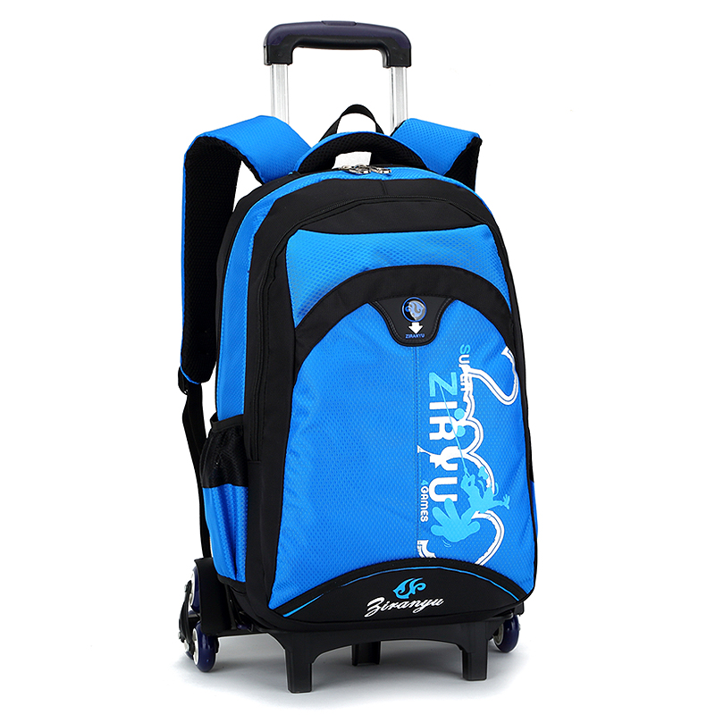Backpack On Wheels Korean School Bags Preschool Batoh Fashion Schoolbag Back Bag Childre ...