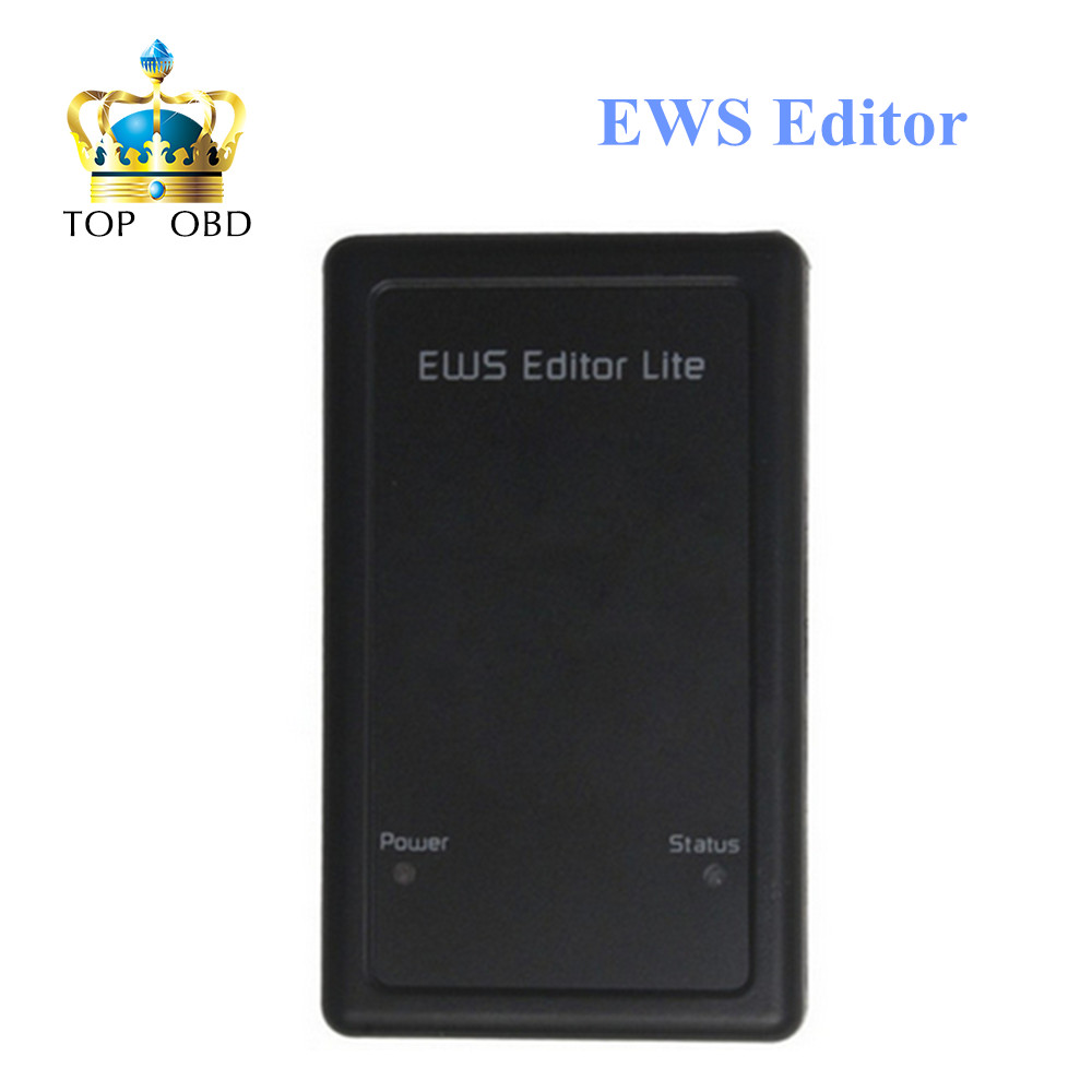 ФОТО Hot Selling !! New arrvied For EWS Editor Version 3.2.0 free shipping EWS Editor lite for Immobilizer EWS in stock