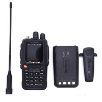 WOUXUN KG UV8DPLUS KG UV8D Plus VHF:136 174MHz & UHF 400 480MHz Dual Band DTMF Two way Radio (KG UV8D Upgrade Version)