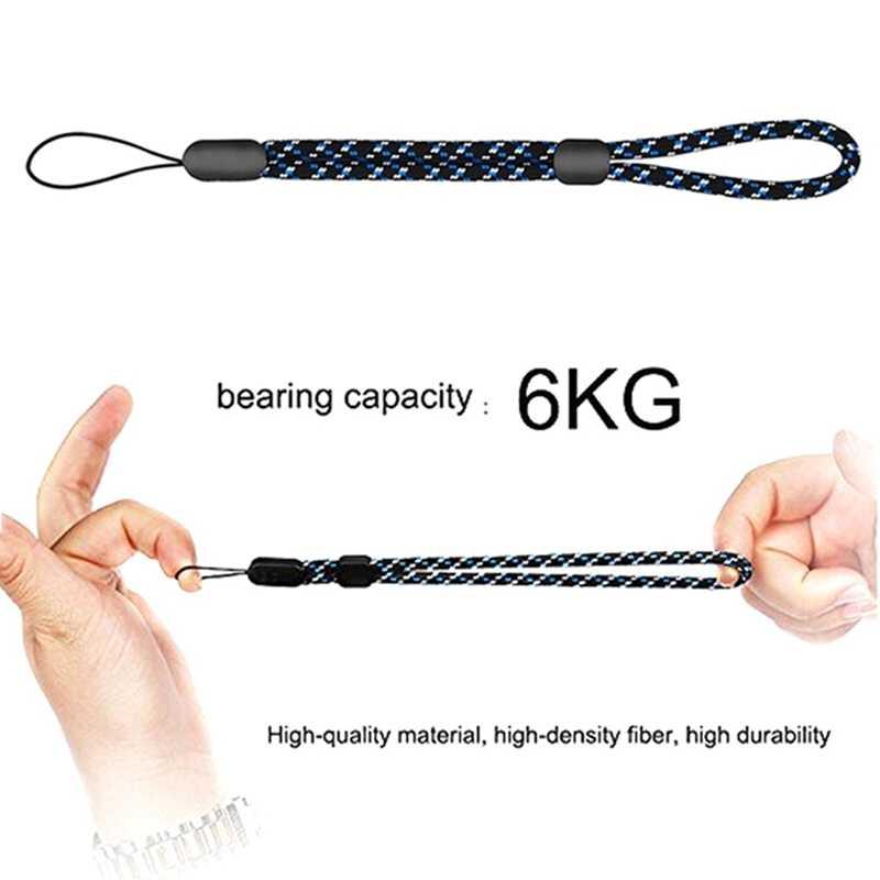 Регулируемые Наручные Ремни шнурок-браслет для телефонов IPhone X samsung камера GoPro USB флэш-накопители ключи аксессуары для телефонов