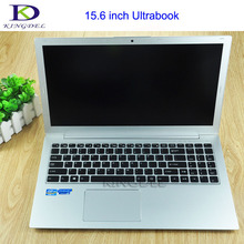 15.6 inch Core i5 6200U Ultrabook Laptop Computer With Backlit Keyboard Webcam Wifi Bluetooth HDMI Intel HD Graphics 520