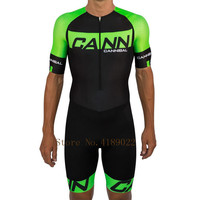 2019 CANNIBAL skin suit Triathlon cycling jersey set ciclismo clothing go pro mtb jersey mujer pro cycle ropa ciclismo hombre