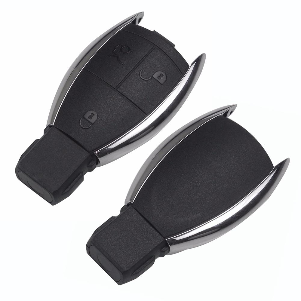Remote 3 Buttons Key Fob Case Shell For Mercedes Benz A B C E G R CL CLK E G GL Durable