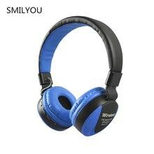 SMILYOU bluetooth earphone Bluetooth stereo headsets bluetooth Headphones Microphone stereo wireless headset bluetooth4.1