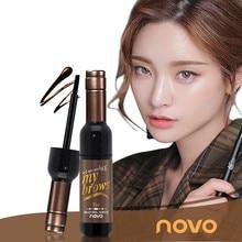New Red Wine Eye Brow Long-lasting Tattoo Tint Waterproof Dye Eyebrow Gel Enhancers Mascara Cosmetics Eye ABH Makeup Dark Brown