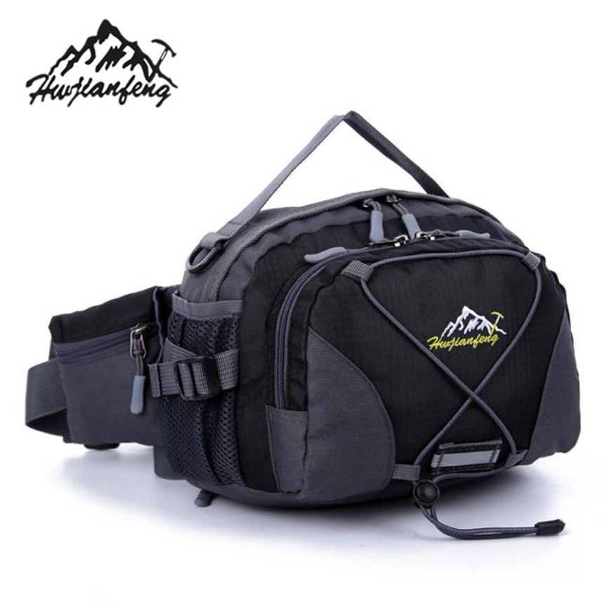 Outdoor Sports Running Waist Shoulder Bag Sports Running Cycling Waterproof Belt Bum Waist Pouch Shoulder Belt Bag Gifts ...
