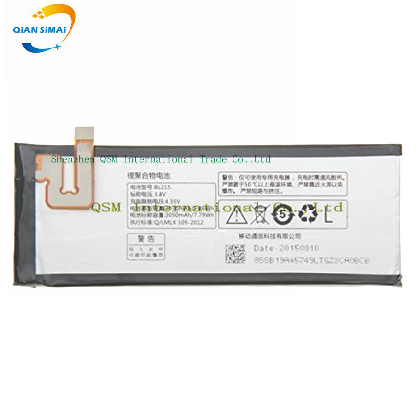 New Original BL215 Li-Polymer <font><b>Battery</b></font> Replacement For <font><b>Lenovo</b></font> VIBE X <font><b>S960</b></font> S968T Cell phone image