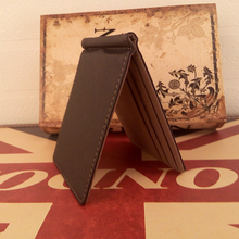 Quality Leather Money Clip for Men