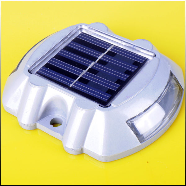Metal Solar Power Led Path Driveway Pathway Deck Light