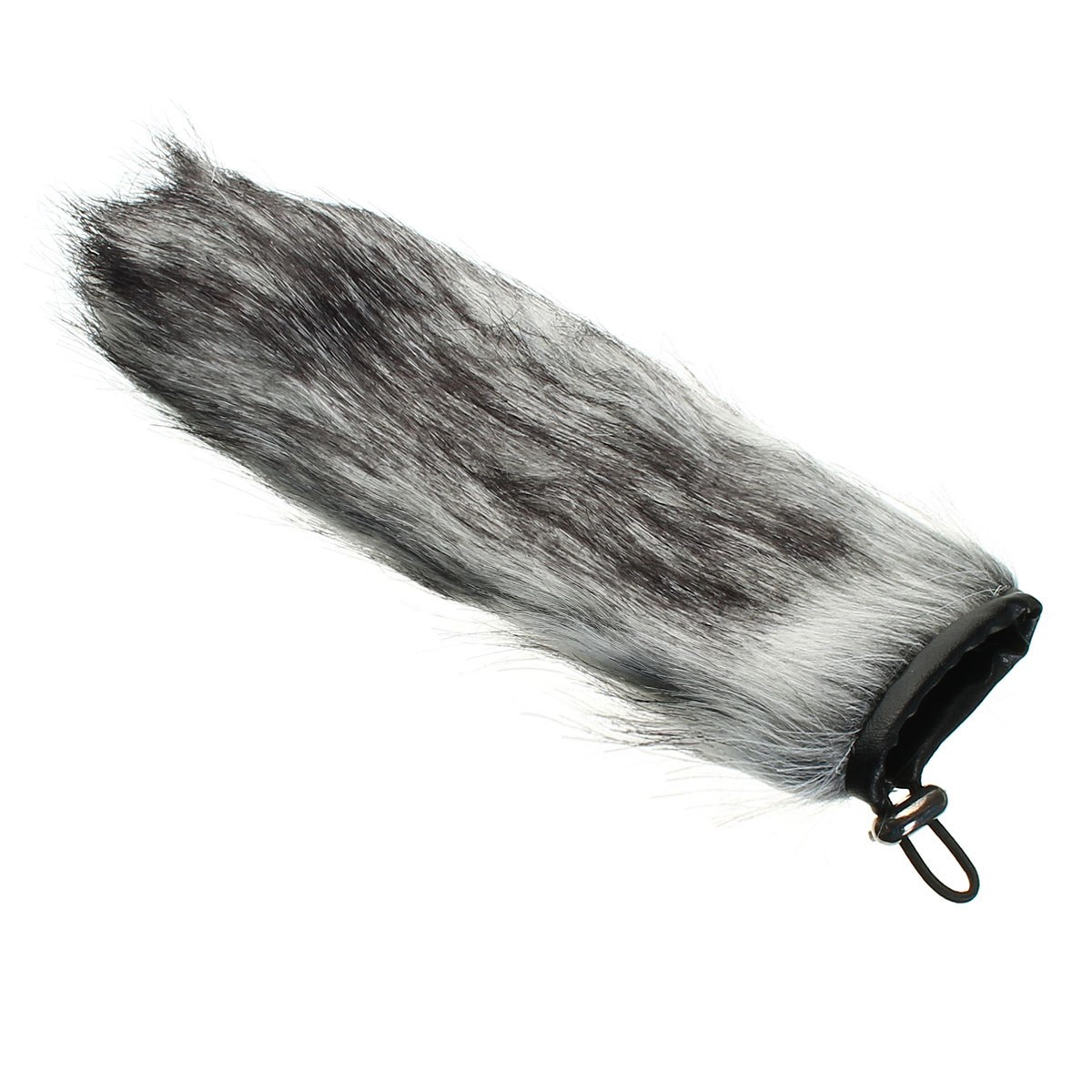 Новый Мех животных ry открытый Микрофон ветрового искусственные мягкие Мех животных муфтой лобовое стекло для профессиональный микрофон Ми... ...