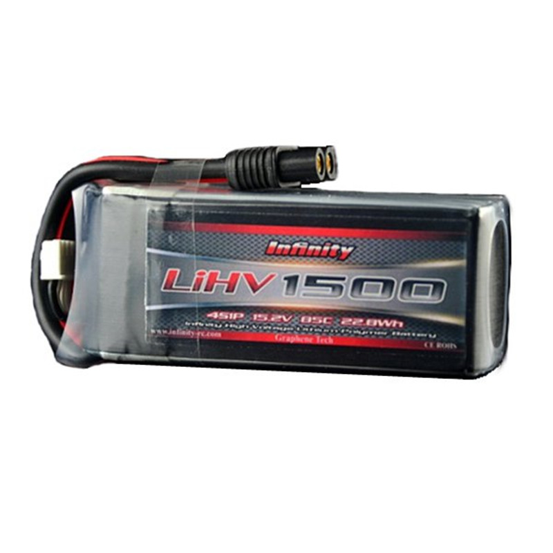 Free Shipping for Infinity LIHV 1500mAh 4S 85C 15.2V 22.8Wh Rechargeable Lipo Battery for RC Racing Racer Power Spare Parts 2017 newest batch for infinity lihv 1500mah 4s 85c 15 2v 22 8wh rechargeable lipo battery for rc racing racer power spare parts page 4