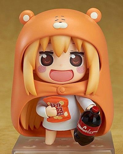 Umaru-chan set of 8pcs PVC figure figures doll dolls manga cute Himouto