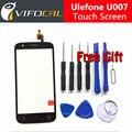 Ulefone U007 сенсорный экран + Инструменты Подарочный Набор 100% Оригинал Дигитайзер Стеклянная Панель Замена Тяга Для Ulefone U007 Pro Телефон
