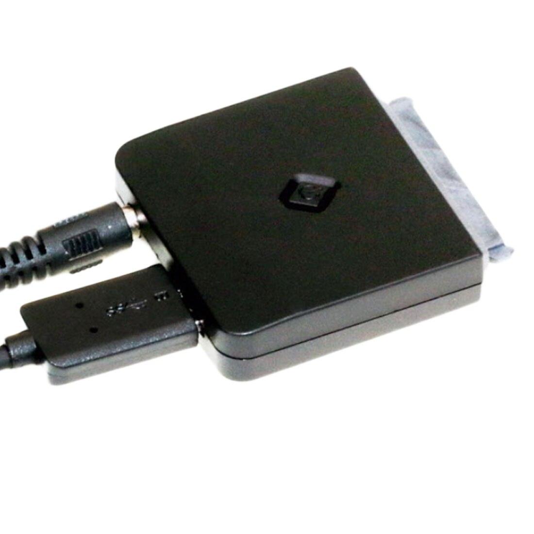 Etmakit 2,5/3,5 pulgadas Sata a USB 3,0 Disco Duro SSD USB a convertidor de Sata HDD con el poder adaptador para IOS Win7 Win8 Win10