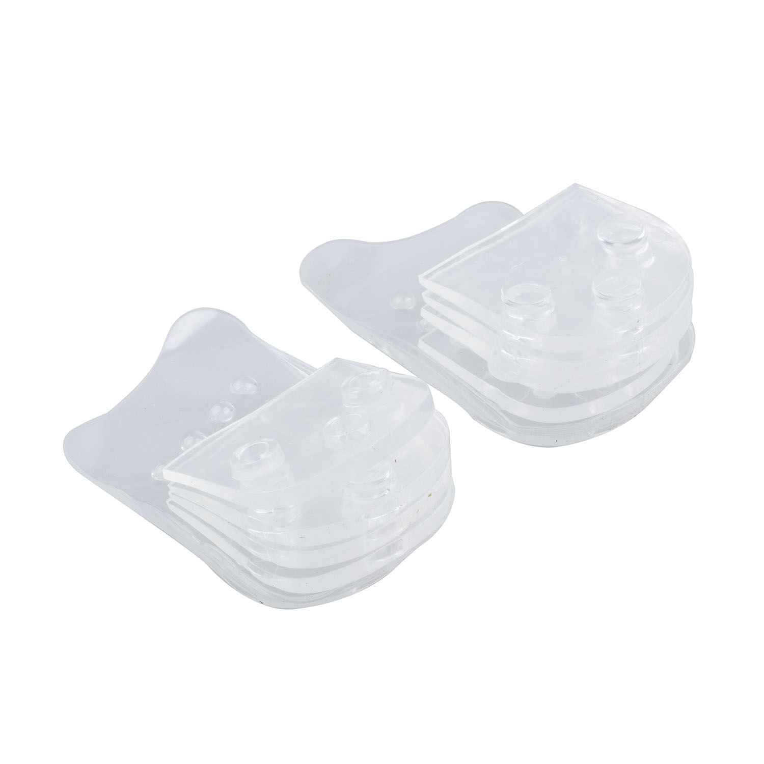 все цены на Fashion Boutique Heel Lift SHOE INSERTS - 1 PAIR - Height Increase Insoles Silicone онлайн