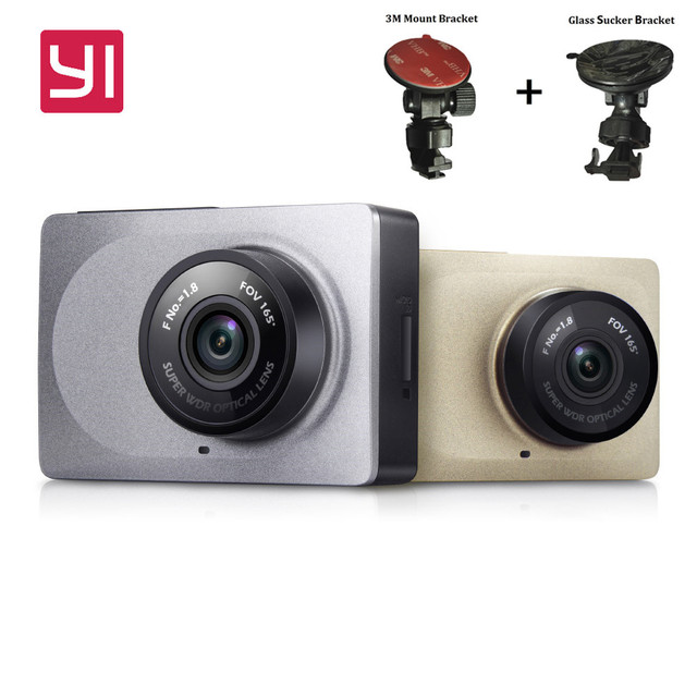 "[Enternational прошивки] xiaomi yi smart car dvr камера wifi xiaoyi даш камеры 165 градусов adas 1080 P 60fps 2.7 ""камера автомобиля"