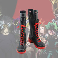 Anime Boku no Hero Academia Boots Kaminari Denki Cosplay My Hero Academia Shoes Custom Made