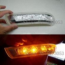 Боковое зеркало заднего вида Светодиодный светильник указателя поворота для hyundai Santa Fe 2010 2011 2012 для Verax IX55 2007-2012