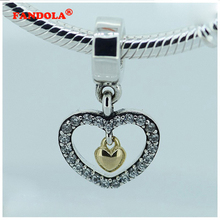 Popular forever in my heart pandora buy cheap forever in my heart fits pandora charms bracelet forever in my heart pendant 100 original 925 sterling silver diy beads for jewelry making fl146 aloadofball Choice Image