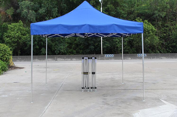 DANCHEL Gazeble 800D Oxford with Aluminum frame Folding Tent size 2x2 2x3 3x6 color blue and red-in Tents from Sports u0026 Entertainment on Aliexpress.com ... & DANCHEL Gazeble 800D Oxford with Aluminum frame Folding Tent size ...