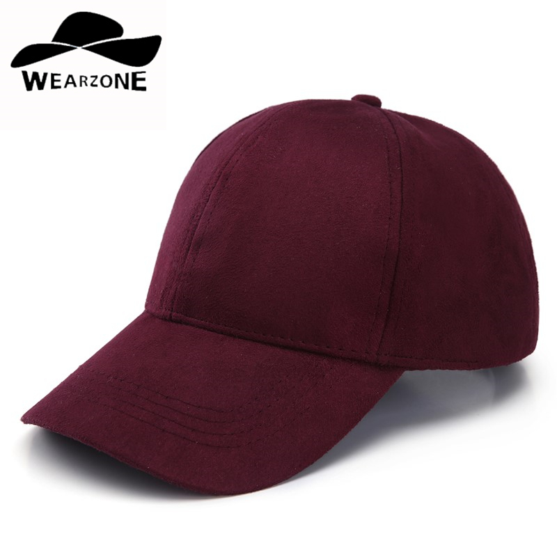 New Suede Baseball Cap Brand Bones Women Snapback Casquette Casual Gorras Men Solid Trucker Caps Men 2016 new new embroidered hold onto your friends casquette polos baseball cap strapback black white pink for men women cap