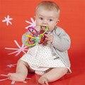 Novo Estilo Coruja Do Bebê Chocalhos Brinquedos Desenvolver a Inteligência Do Bebê Brinquedos 0-12 meses Bebê Agarrar Bola Sino Brinquedo Sino de Mão de Plástico chocalho