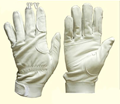 Fire fighting equipment / rescue gloves / hand protective gloves aqua нерка fire