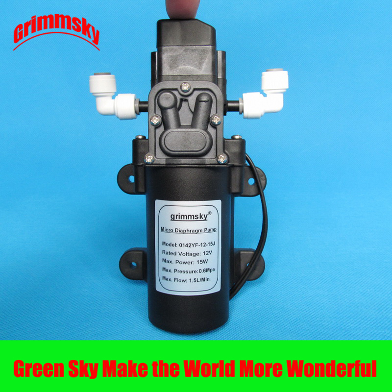 1 5L Min 15W very quiet 12v booster pumps in Pumps from Home Improvement