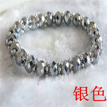 Beads Bracelets  Bangles Geometric Square Crystal Charm Bracelets For Women Fashion Adjustable Engagement Party Jewelry Bijoux mpb karolina fashion brand charm bracelets for women crystal