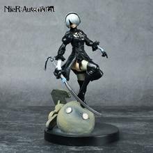 PS4 Game anime figure NieR Automata YoRHa No 2 Type B 2B Cartoon Toy Action Figure