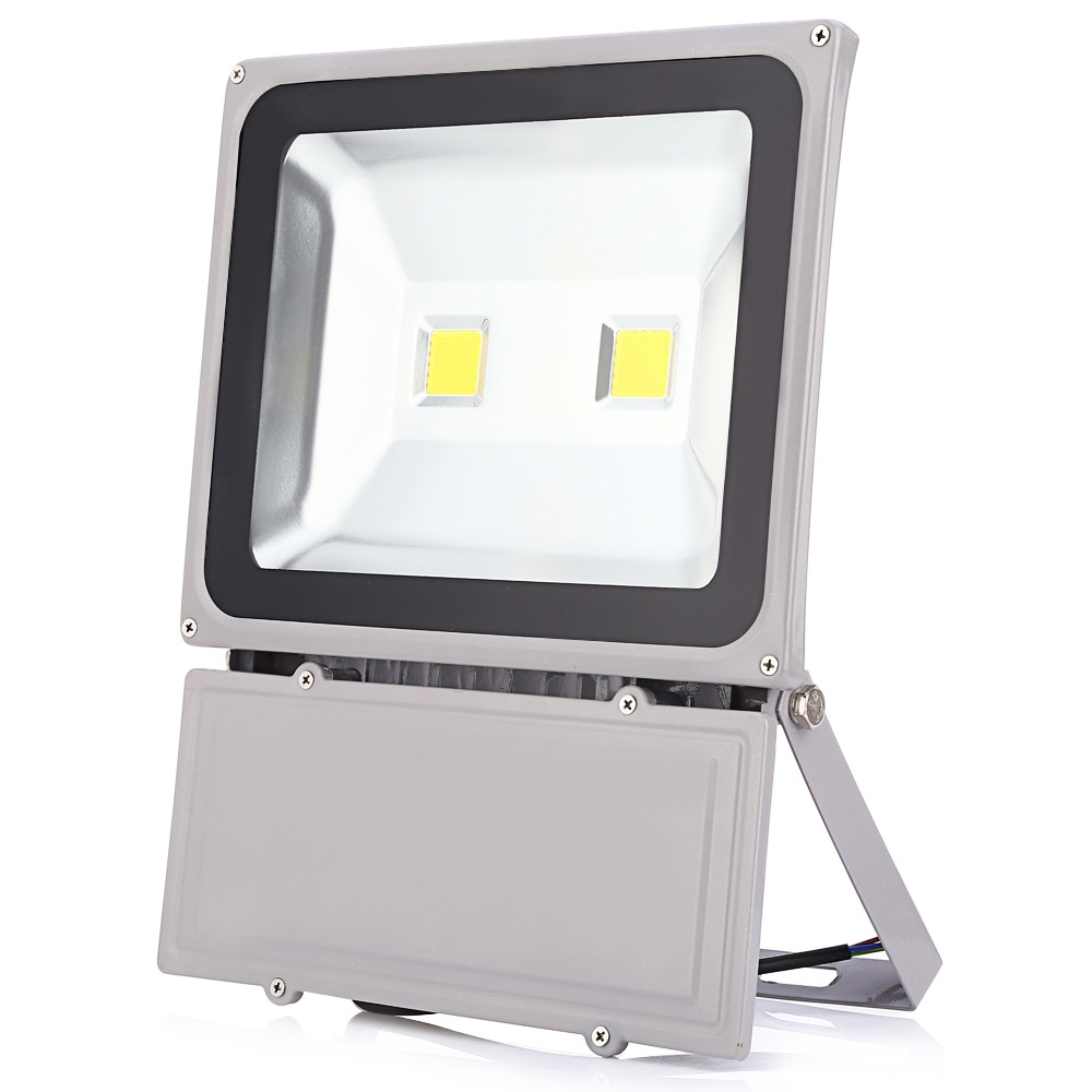 100W LED Floodlight 85-265V Garden Led Spot Flood light outdoor landscape lighting Security Projection Lamp waterproof IP65 ultrathin led flood light 100w 150w 200w black garden spot ac85 265v waterproof ip65 floodlight spotlight outdoor lighting