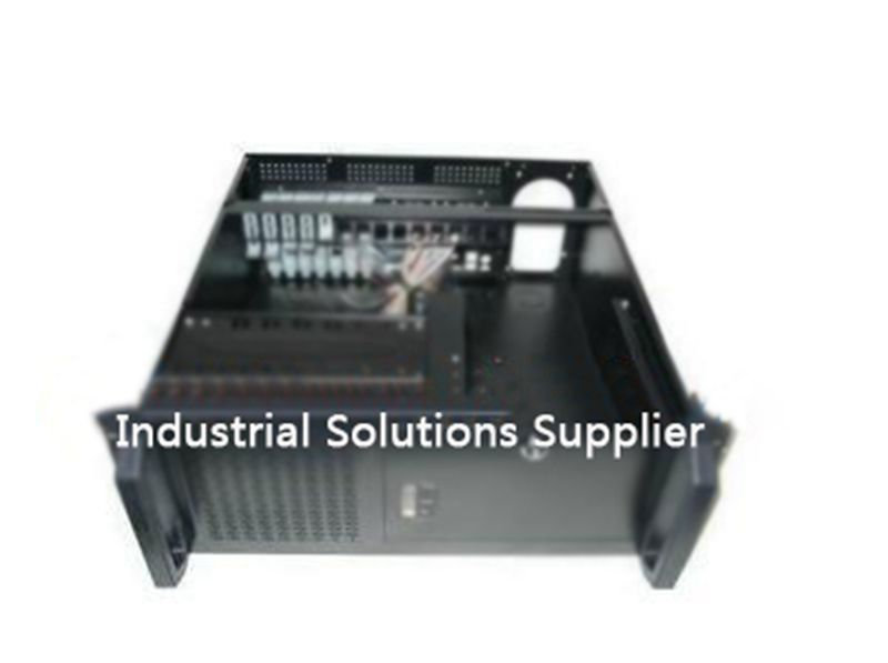NEW 4U-450 server computer case sgcc refined 8 spring shock absorption
