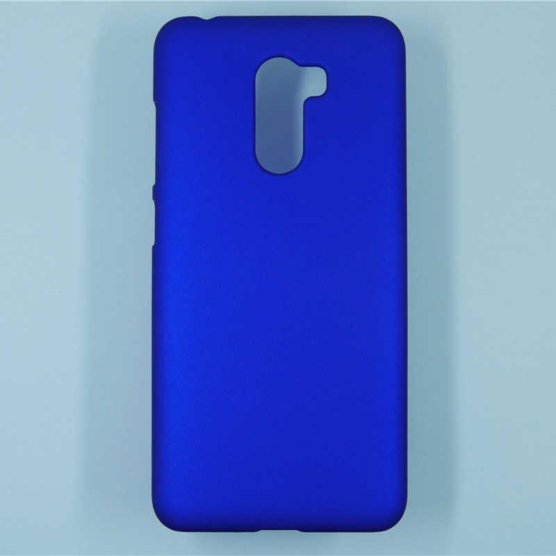 Lüks Fırçalama PC Plastik sert çanta Xiao mi mi 8 SE Explorer 6 5 s artı 5c Max 3 2 mi x 2 S A2 6X A1 5X Pocophone F1 ARKA kapak
