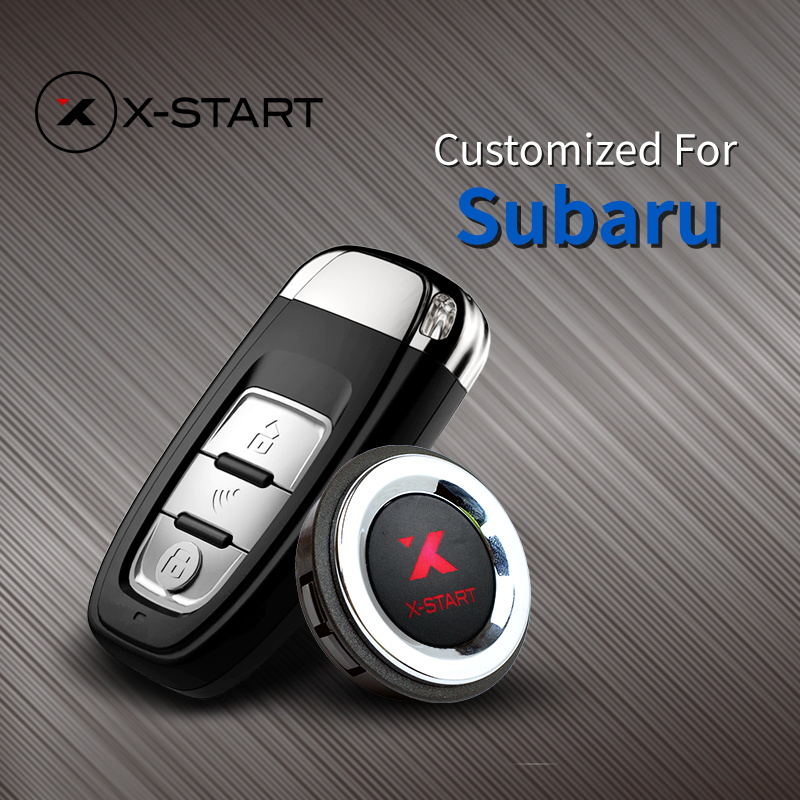 How to start subaru outback without key