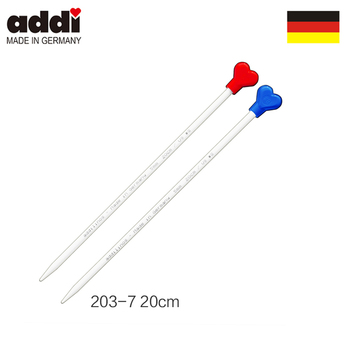 Addi Addilions Childrens Jacket Needles for novices knitters 203-7 image