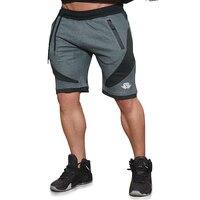 2017 NEW Summer Mens Shorts Sporgyms Casual Short Brand Clothing Boys Shorts Men Jogger Trousers Knee