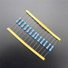 10 шт. RoHS Lead Free Металл Резистор 3 Вт Вт 0.22 ом 1% DIY Электронный КОМПЛЕКТ