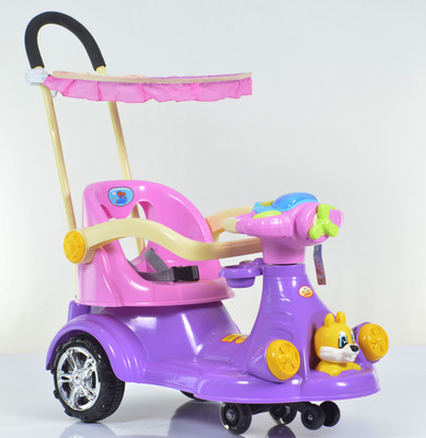 With music with a putter guardrail infant child yo car shilly-car baby swing car special offer