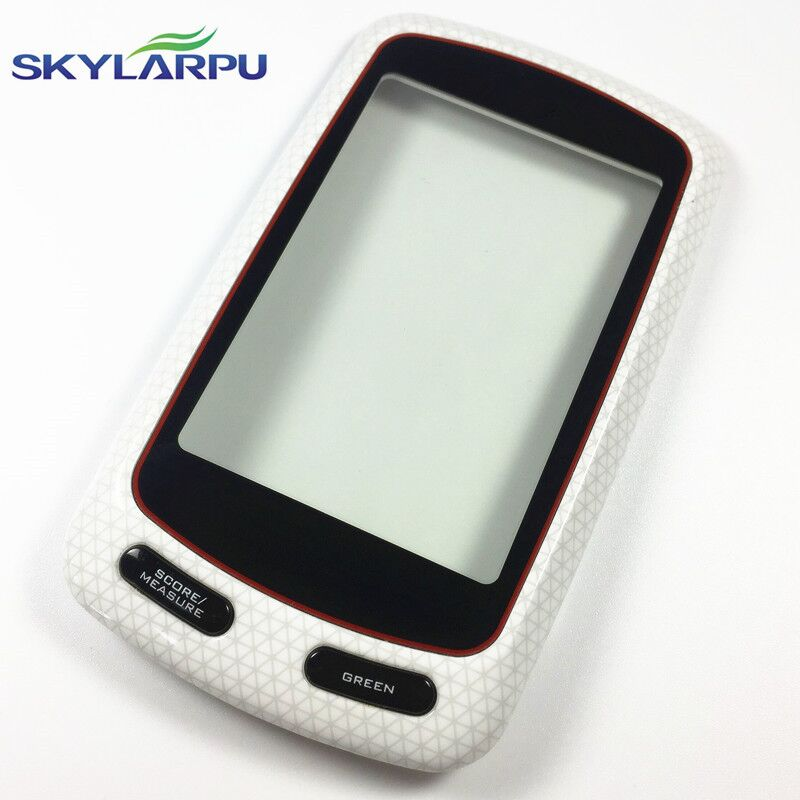skylarpu 2.6 inch Capacitive Touchscreen for Garmin Approach G7 010-01230-00 Golf Handheld GPS Touch screen digitizer panel gps туристический garmin approach g7 010 01230 01