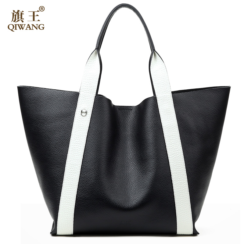 Women Genuine Leather Totes Women Soft Hobo Bags Supple Large Capacity Shoulder Bags First Layer Cowhide цена