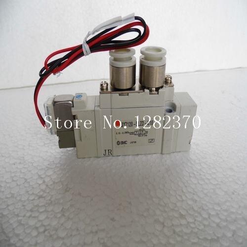 [SA] New Japan genuine original SMC solenoid valve SY7120-5LZD-C10 spot --5pcs/lot [sa] new japan genuine original smc solenoid valve vcl41 5dl 10 06 spot