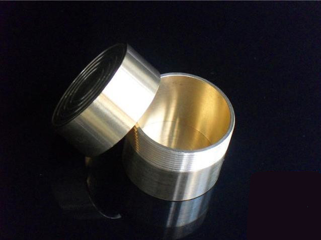Ring Box (Brass)/Ring to brass box - Magic tricks/props,close up magic,stage,mentalism,Accessories,illusions,comedy