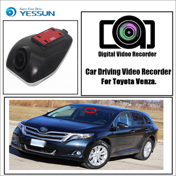 YESSUN for Toyota Venza Car Wifi DVR Mini Camera Driving Video Recorder Novatek 96658 Registrator Dash Cam Night Vision