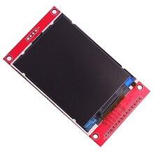 2,8 inch TFT LCD Modul ILI9341 Fahrer mit Touch ic XPT2046 240(RGB)* 320 SPI serial port (9 IO) für uno r3 mega raspberry pi
