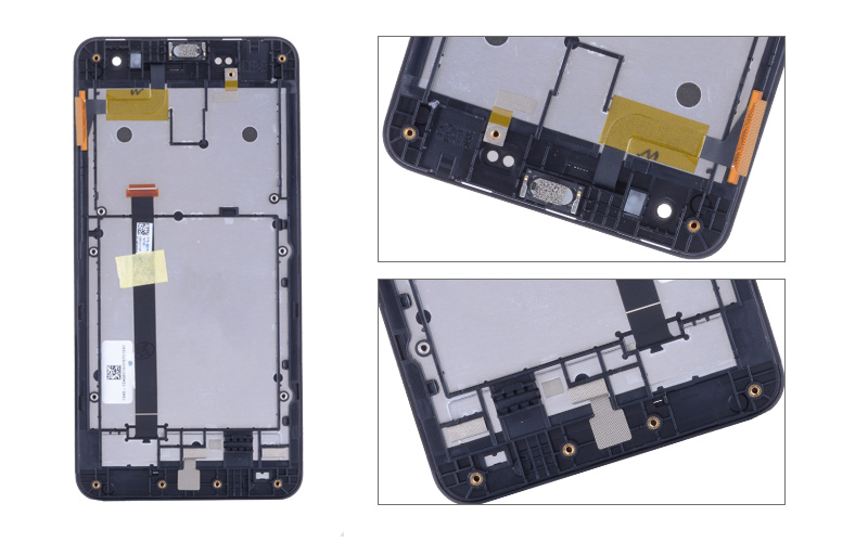 5.0'' Original Display For ASUS Zenfone 5 LCD Touch Screen with Frame For ASUS Zenfone 5 LCD Display A501CG A500CG A500KL (5)