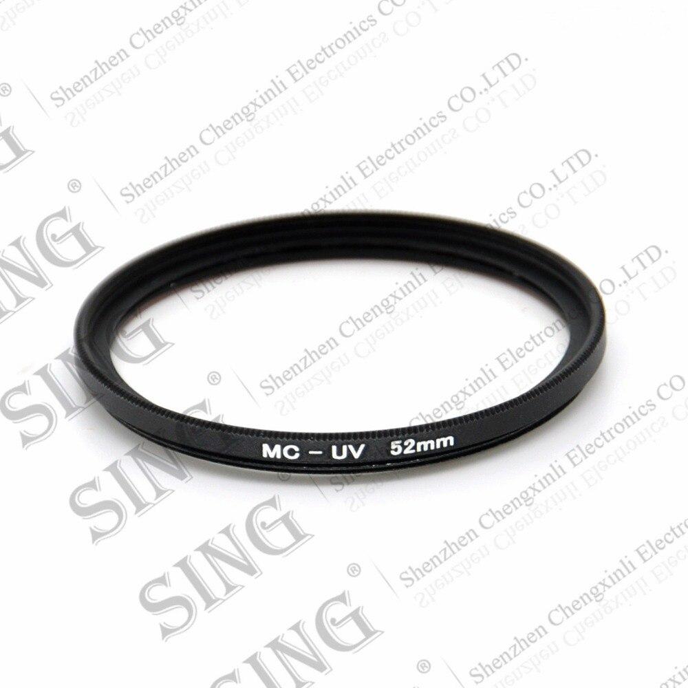 52mm Mc Uv Filter Lens Protector Untuk Panas0nic Lumix Dmc Gf2 Gf3 Panasonic Kit 14 42mm Paket G3 Dapat N 50 Mm Nikon D3100 3200 5200 18 55mm