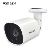 WANLIN H.265 5MP POE Network Camera 4MP/1080P/720P POE IP Camera Weatherproof CCTV Camera