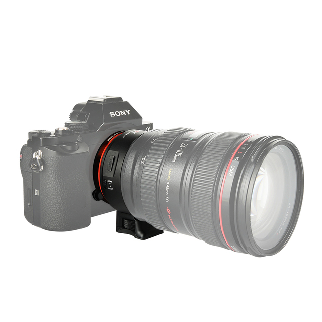Aliexpress.com : Buy Viltrox EF NEX IV Auto Focus Lens Adapter for ...
